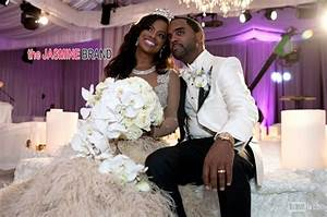 Here Comes the Bride! Kandi Burruss' Official Wedding ...