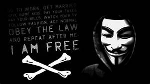 Anonymous HD Wallpapers - WallpaperSafari