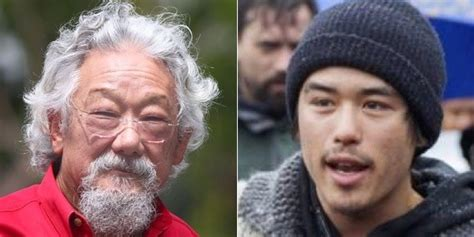 Famed Environmental Activist David Suzuki Says He's