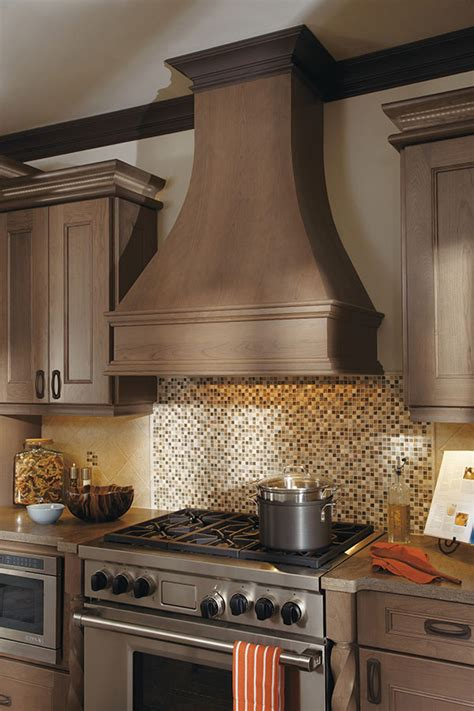concave wood hood omega cabinetry