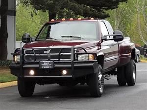 2002 Dodge Ram 3500 Slt Plus  4wd  5 9l Diesel   Dually    6