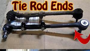 Diy How To Replace Inner And Outer Tie Rod Ends