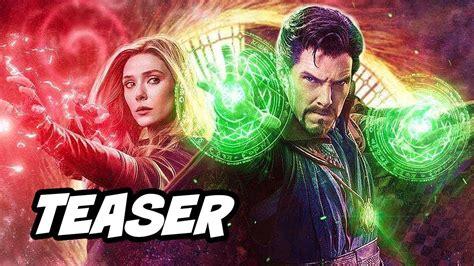 doctor strange multiverse  madness teaser breakdown