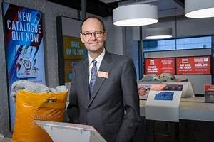 Sainsbury's boss Mike Coupe allays fears of a Christmas ...