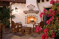 interesting mediterranean patio decor ideas Glorious-Mexican-Bird-Of-Paradise-decorating-ideas-for ...