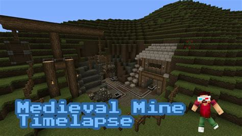 Minecraft Medieval Keep Design