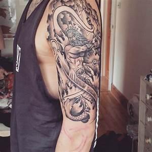 30 Perfect Greek Tattoos