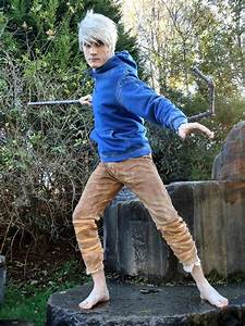 Cosplay Jack Frost by CosplayQuest on DeviantArt