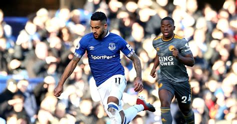 Place in a city midfield that could boast the likes of neil lennon and muzzy izzet. Everton player ratings vs Leicester City - Theo Walcott ...