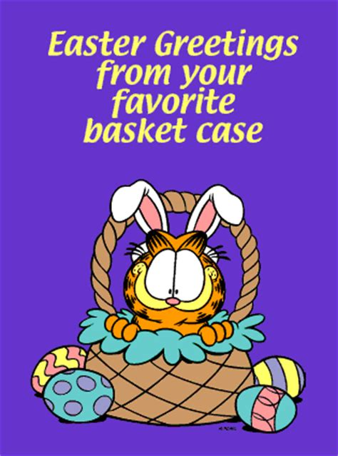 garfield easter  pictures   images  facebook tumblr pinterest  twitter
