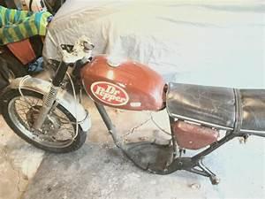 68 Honda Cl450 Scrambler Project