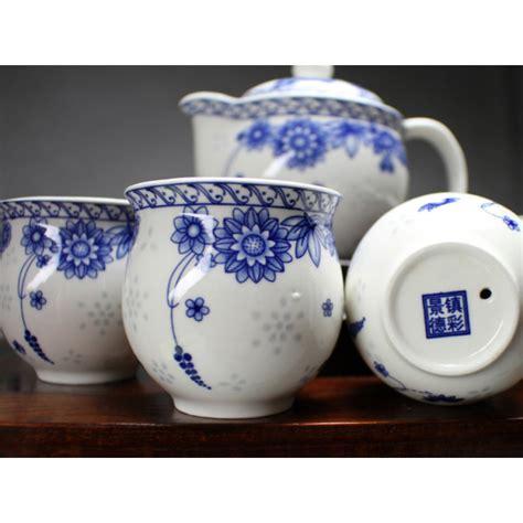 chinesisches geschirr reiskorn chinesisches teeservice aus reiskorn porzellan quot fr 252 hlingsblumen quot xishi de