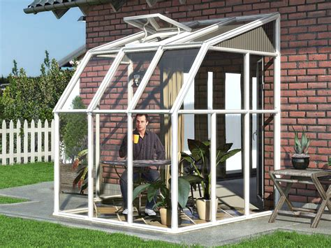 sunroom attached to house rion sun room 2 6 x 6 lean to greenhouse lean to