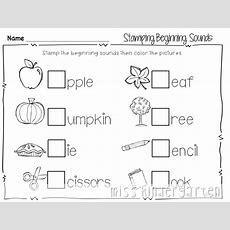 Busy, Busy, Busy!  Miss Kindergarten