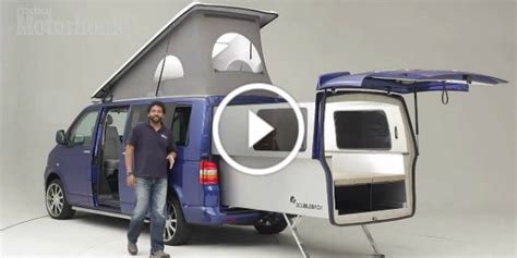 2016 Vw Transporter Camper Van Walkaround