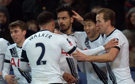 Tottenham player ratings from 2-0 Leicester win: Kane ...
