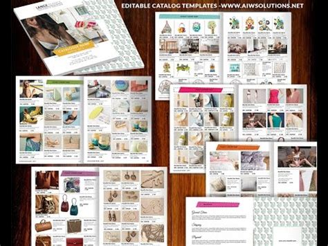 indesign catalog how to create your own catalog using indesign id 06