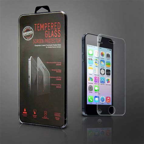 glass iphone screen protector iphone 5 5s tempered glass screen protector wholesale Glass