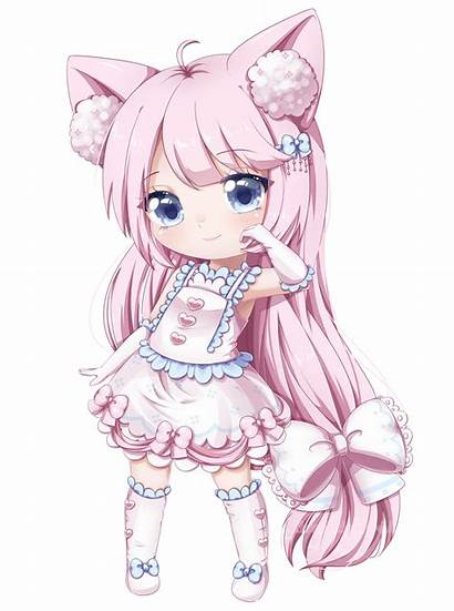 Anime Chibi Kawaii Drawings Dibujos Deviantart Para