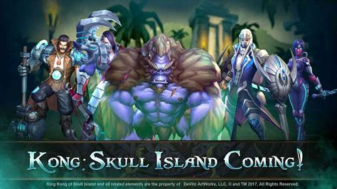 moba legends kong skull island  pc android apps  pc