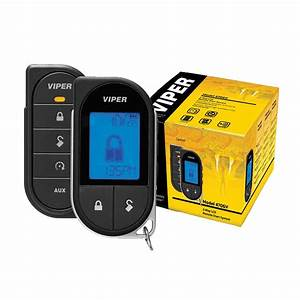 Viper Remote Start    Alarm