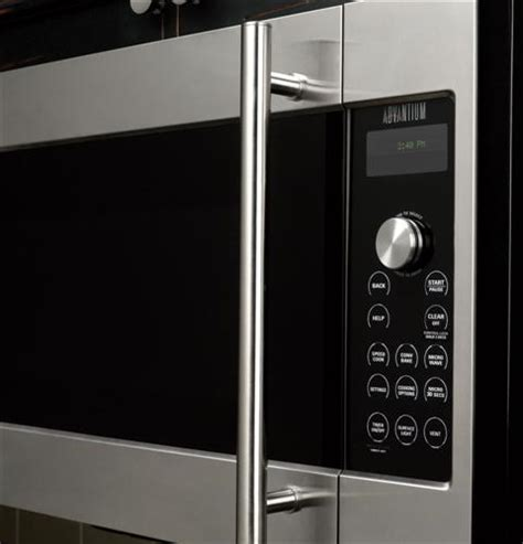 zsarss monogram advantium    cooktop speedcooking oven monogram appliances