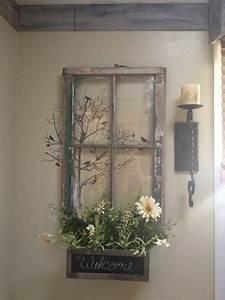 Best 25 Old Window Crafts Ideas On Pinterest Wooden