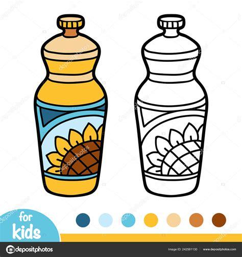 Coloring Oleo by Livro Colorir Para Crian 231 As 211 Leo Girassol Frasco Pl 225 Stico