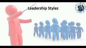 Types of Leadership Styles   Autocratic, Democratic ...