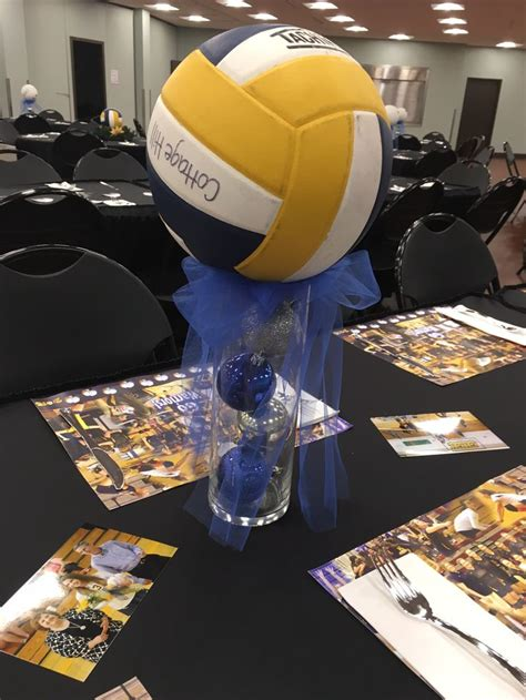 21 Best Images About Volleyball Banquet On Pinterest