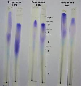 Chromatography - Sample Analysis - Ink02 (Digital Edge ...