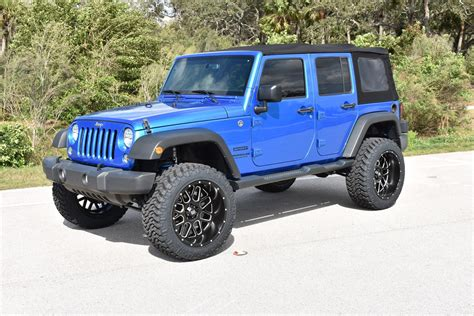 2015 Jeep Wrangler 3.5