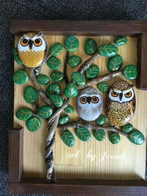 awesome painted pebble art ideas simple craft ideas