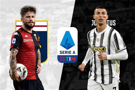 Xem lại trận đấu Genoa vs Juventus Full Match Replay - Serie A
