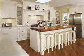 French Kitchen Design by French Country Kitchens Ideas In Blue And White Colors