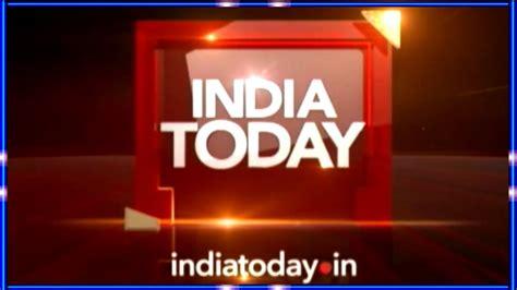 Headlines Today Is Now India Today - YouTube