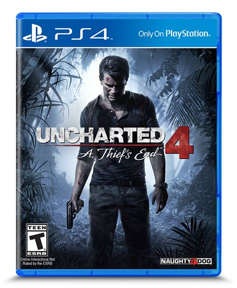 Uncharted On Playstation 4 Naughty Dog Pre Order