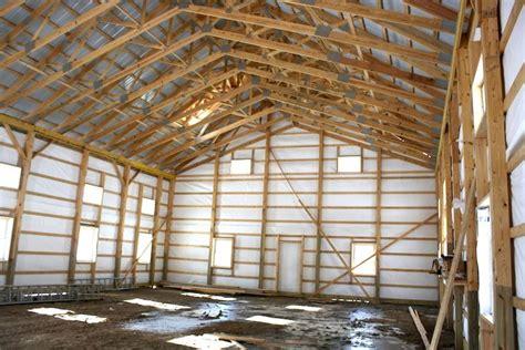 scissor truss design google search building  pole