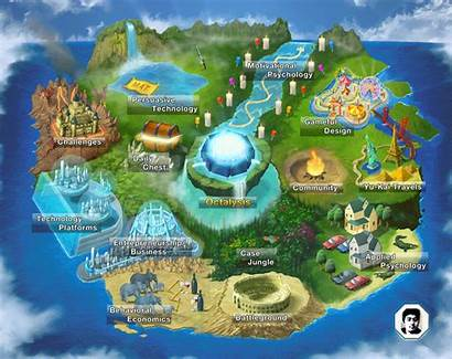 Octalysis Gamification Map Prime Learning Examples Chou