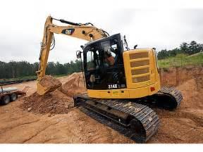 cat excavators cat 314e cr hydraulic excavator caterpillar