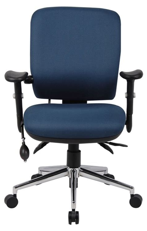 chiro medium back posture office swivel computer