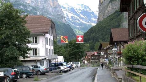 Lauterbrunnen Switzerland Youtube