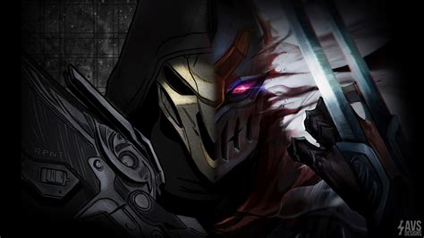 Zed & Reaper Lolwallpapers