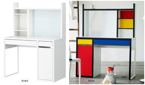 bureau plan de travail ikea armoire de bureau chez ikea