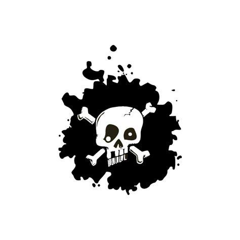 Sticker Mural  Sticker Tête De Mort Decorecebo