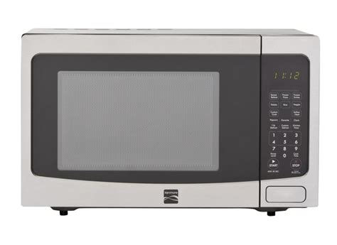 kenmore countertop microwave kenmore 72123 microwave oven consumer reports