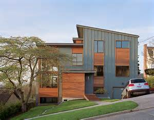 Images Remodeling Split Level Homes by Modern Remodel Of The Post War Split Level House Into A
