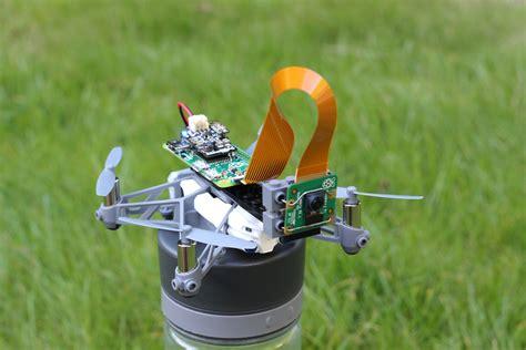 attaching  raspberry pi camera   drone