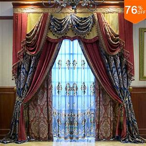 ultimate ancient city espaolas barroco pattern curtains With red patterned curtains living room