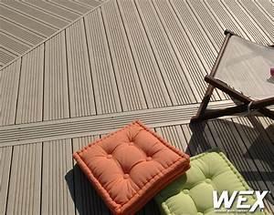 Poser Une Terrasse En Composite : pose du bois composite piveteau bois ~ Melissatoandfro.com Idées de Décoration